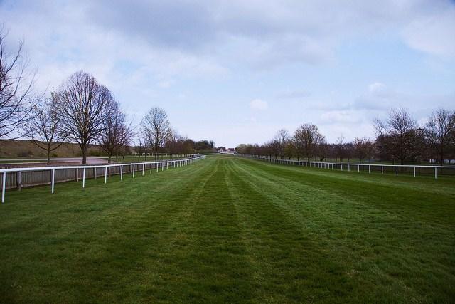 Newmarket racecourse